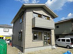 滋賀県栗東市川辺の賃貸アパートの外観