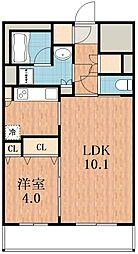 Loyal f Maison[2階]の間取り