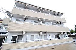 愛知県名古屋市守山区四軒家2丁目の賃貸アパートの外観
