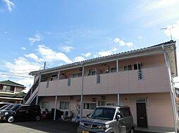 石田アパート[201号室]の外観