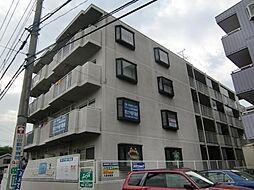 グリーンハイツ6[3階]の外観