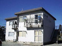 コーポサニーフラット[1階]の外観