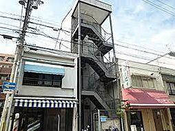 三笠マンション[4階]の外観