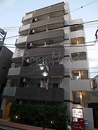 神奈川県横浜市神奈川区松本町2丁目の賃貸マンションの外観