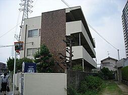 マンション安芸津[3階]の外観