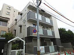 大阪府大阪市西成区天下茶屋3丁目の賃貸マンションの外観