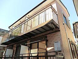 埼玉県さいたま市浦和区前地1丁目の賃貸アパートの外観