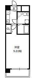 CASSIA十三[7階]の間取り
