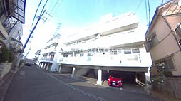 OKハイツ7号館[2階]の外観