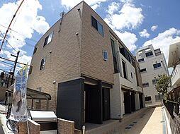 大阪府豊中市庄内幸町3丁目の賃貸アパートの外観