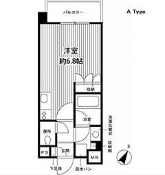 テラス雑司ヶ谷[2階]の間取り