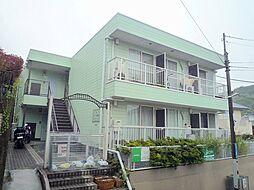 神奈川県川崎市麻生区多摩美1丁目の賃貸マンションの外観