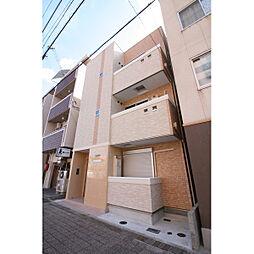 ワコーレヴィータ神戸上沢通[3階]の外観