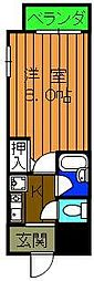 レクシア栄橋DUO[405号室]の間取り