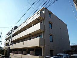 東京都昭島市昭和町4丁目の賃貸マンションの外観