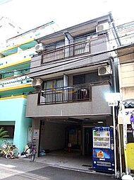 マンションペガサス[1階]の外観