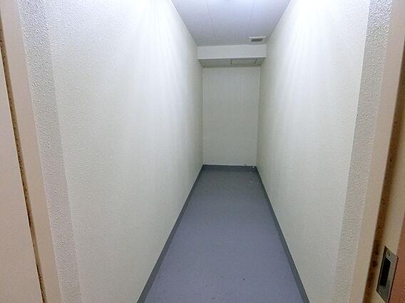 トランクルーム...
