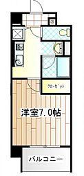 コンセールKUNI[302号室]の間取り