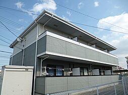 東京都昭島市玉川町2丁目の賃貸アパートの外観