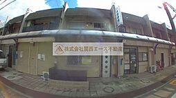 [テラスハウス] 大阪府堺市北区大豆塚町1丁 の賃貸【/】の外観