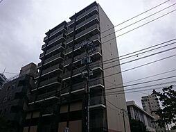 シエル白山A館[2階]の外観
