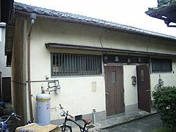 高野アパート[2号室]の外観