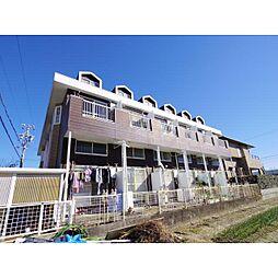 静岡県静岡市駿河区敷地2丁目の賃貸アパートの外観