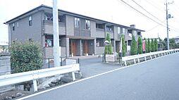 埼玉県熊谷市玉井の賃貸アパートの外観