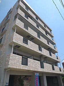 外観,1K,面積28m2,賃料4.3万円,,,熊本県熊本市中央区白山2丁目