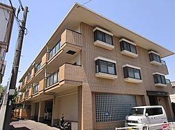 大阪府堺市中区深阪4丁の賃貸マンションの外観