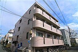 GMハウス[1階]の外観