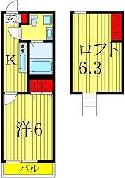 六実駅 4.9万円