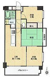 レヂオンス小平 3階