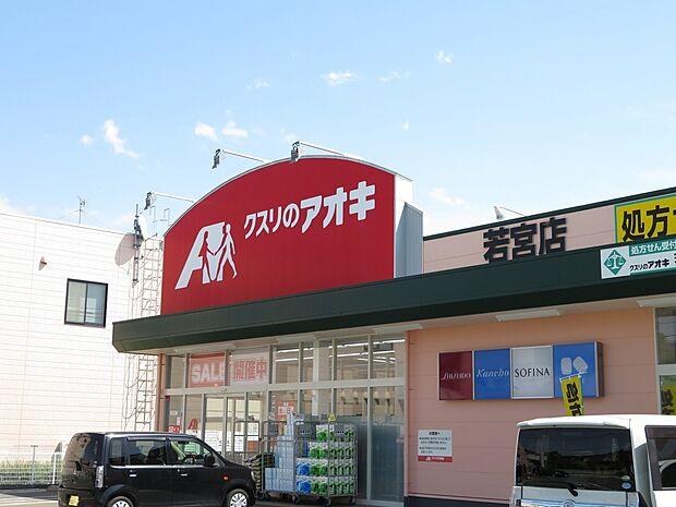 クスリのアオキ若宮店 徒歩 約15分(約1160m)