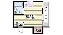 JR山陽新幹線 西明石駅 徒歩30分の賃貸アパート
