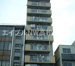 香川県高松市瓦町1丁目の賃貸マンションの外観