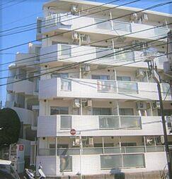 東京都北区赤羽西6丁目の賃貸マンションの外観