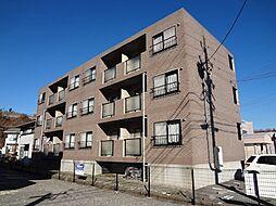 長野県伊那市御園の賃貸マンションの外観