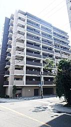 レジュールアッシュ大阪城ノルド[6階]の外観