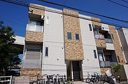 福岡県福岡市南区五十川1丁目の賃貸アパートの外観