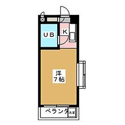 落合南長崎駅 6.4万円