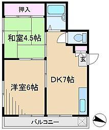マツダハウス[3階]の間取り