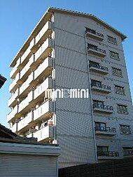 横山マンション[4階]の外観