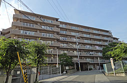 大阪府豊中市東泉丘1丁目の賃貸マンションの外観
