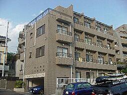 クレセント赤坂[4階]の外観