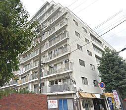 松戸第八マンション[4階]の外観