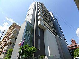 パークフラッツ松戸[8階]の外観