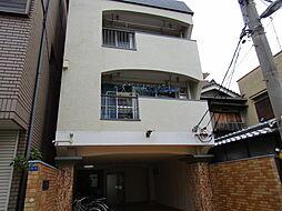 メゾーネ南田辺[2階]の外観