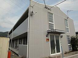 兵庫県姫路市上大野2丁目の賃貸アパートの外観