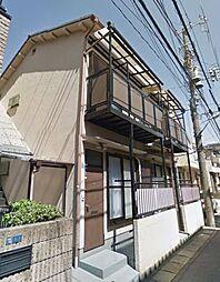 千葉県浦安市当代島2丁目の賃貸アパートの外観